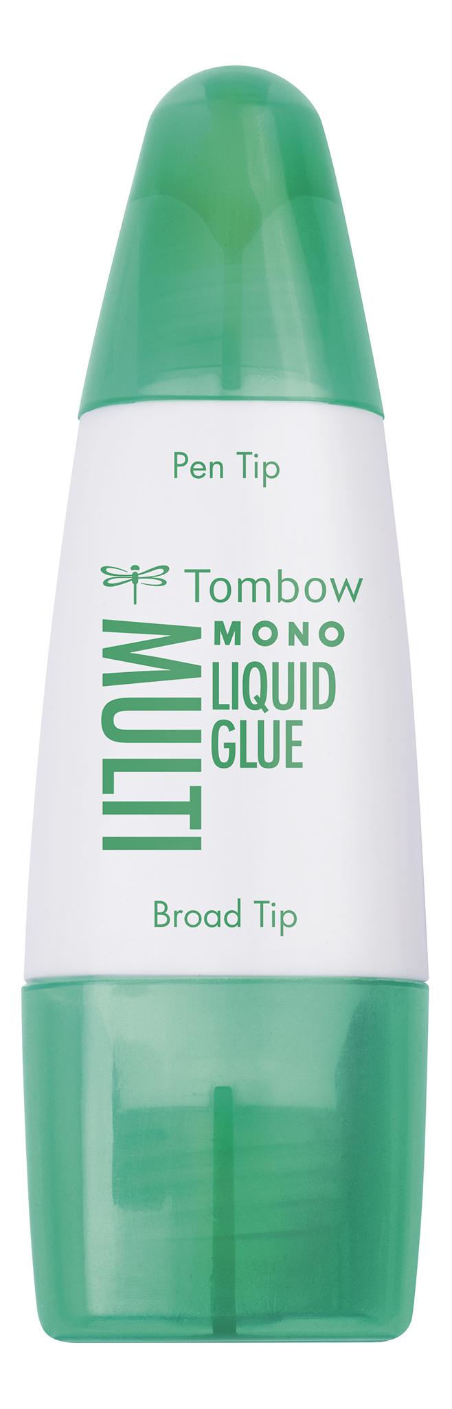 Tombow Lim Multi double tip 25ml blister