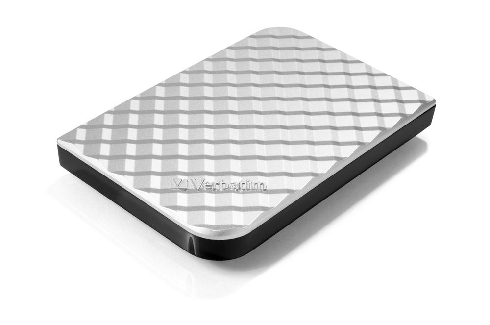 2TB Hard Drive 2,5'' Store N Go USB 3.0, Silver (Gen.2)