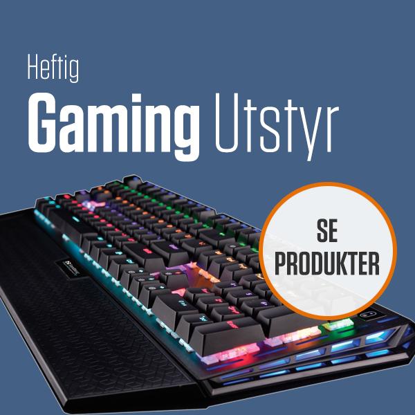 Gaming utstyr
