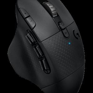 G604 LIGHTSPEED Wireless Gaming Mouse, Black