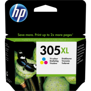 No305XL High Yield Tri-color Ink Cartridge blistered