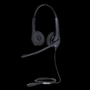 Jabra BIZ 1500 Trådløst Headset, Sort (Duo)