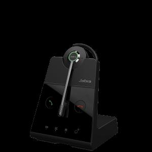 Jabra Engage 65 USB Headset, Black (Convertible)