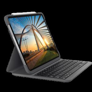 iPad Pro 12.9'' (3rd/4th gen.) Slim Folio Pro, Graphite (Nor