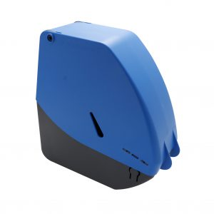 Meto dispenser D900 t/købilletter T90 blå