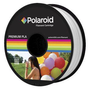 Polaroid 1Kg Universal Premium PLA Filament Material Hvit