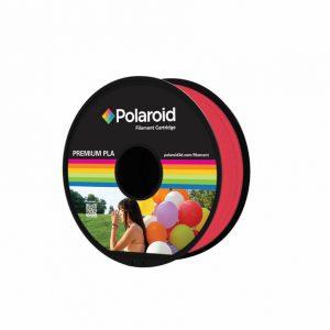Polaroid 1Kg Universal Premium PLA Filament Material L Rød