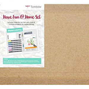 Tombow HaveFun@Home Set Pastels